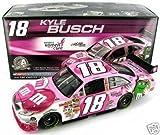 2008 Motorsports Authentics Kyle Busch #18 Susan G. Komen Race For The Cure Toyota Camry 1...