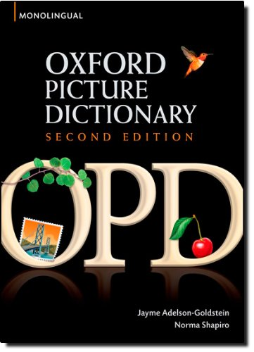 Oxford English Picture Dictionary Pdf