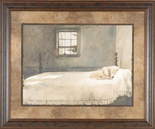 andrew wyeth master bedroom print master bedroom andrew wyeth 35x29 gallery quality framed 18042