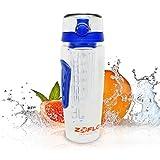 Infuser Water Bottle, BPA Free Leak Proof - Best Premium Fruit Infusion Water Bottle For Women And Men - Eco Friendly...