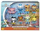 Fisher-Price Octonauts Octo-Crew 8 Figure Pack