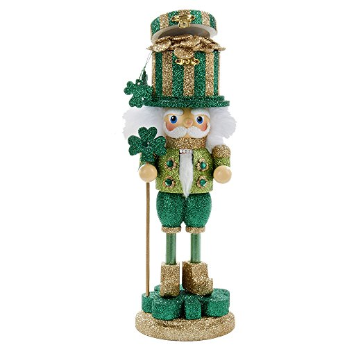 Kurt Adler Pot of Gold Nutcracker