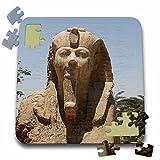 Angelique Cajam Egypt - Egyptian Statutes up close - 10x10 Inch Puzzle (pzl_26812_2)