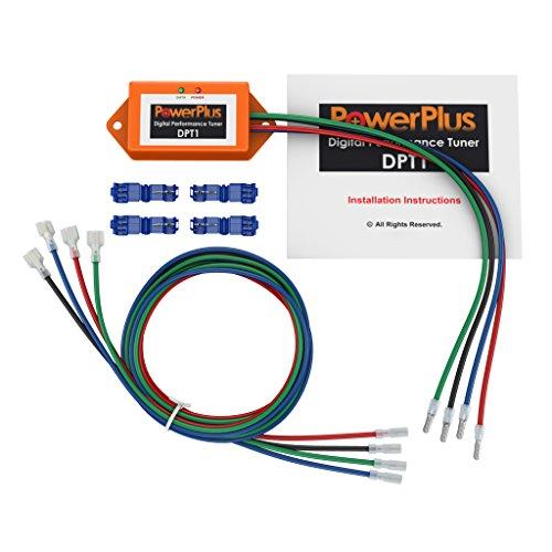 PowerPlus DPT1 Performance Chip for Dodge Ram 1500 3.0L 3.6L 3.7L 3.9L 4.7L 5.2L 5.7L HEMI 5.9L and 8.3L – Digital Automotive Performance Tuner – Increase Power & Improve Fuel Economy +HP +MPG!