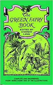 Blue Fairy Book by Andrew Lang, First Edition