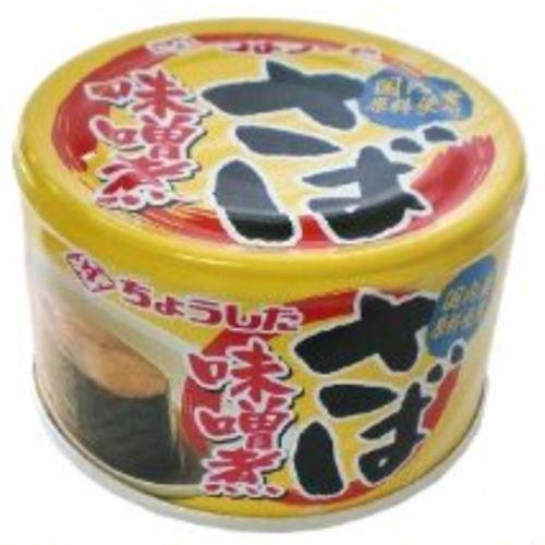 田原缶詰 ちょうした さば味噌煮 EO缶 缶 150g x 24個
