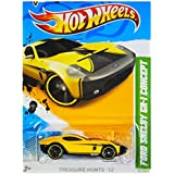 2012 Hot Wheels T-Hunt Ford Shelby GR-1 Concept Treasure Hunt 12