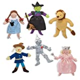 North American Bear Company The Wonderful Wizard of Oz Dolls by North American Bear
