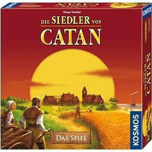 Die Siedler von Catan [Brettspiel] für nur 16,59 € inkl. Versandkosten!