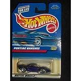 #457 Pontiac Banshee Purple 5-spoke Wheels Condition Mattel Hot Wheels