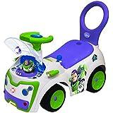 Kiddieland Disney Toy Story Buzz Lightyear Light & Sound Activity Ride On
