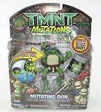 Playmates Teenage Mutant Ninja Turtles Movie Mutation Figure - Don