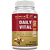 MuscleXP Daily Vital (One Daily) Multivitamin - 60 Tablets