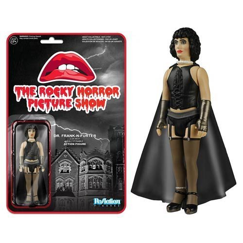 The Rocky Horror Picture Show Dr. Frank-N-Furter ReAction 3 3/4-Inch Retro Action Figure