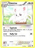 Pokemon - Cinccino (85) - Emerging Powers - Reverse Holo