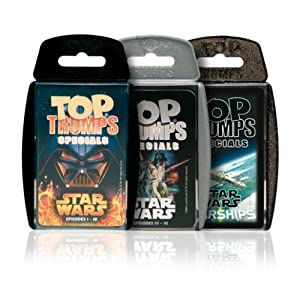 Click to buy Star Wars Top Trumps from Amazon!