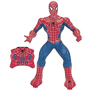 Amazon.com: Spider-Man 3 Action Command infrared remote