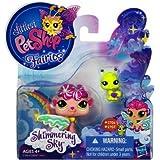 Littlest Pet Shop Enchanted Fairies Shimmering Sky 2Pack Sea Breeze Fairy Ant