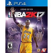 NBA 2K17 - Legend Edition - PlayStation 4
