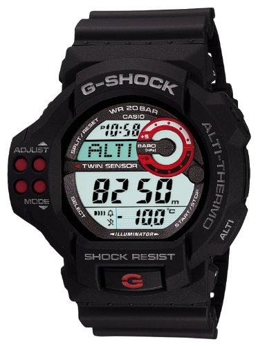 """CASIO watches g-shock """"GDF-100-1AJF men's watch"""