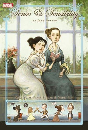 Kids on Fire: Jane Austen Graphic Novels