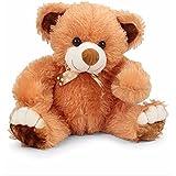 Mahavir Toys Sitting Teddy Bear Soft Toy (Cream) Pack Of 2 - B01MTZ8CRM