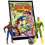 Disney Marvel Universe Comic Pack: Spider-Man and Thunderball Action Figure Set