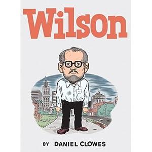 Wilson by Daniel Clowes