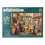 Anton Pieck The Bakery 1000 Piece Puzzle by Jumbo