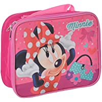 """Minnie Mouse """"Minnies Dots"""" Insulated Lunchbox - Pink/multi, One Size"""