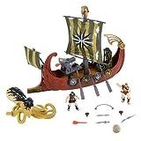 True Legends Heroes of Olympus Playset - Ancient Warrior Warship