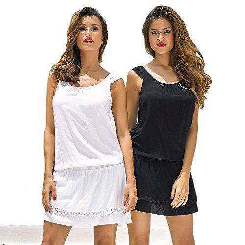 Vestido ibicenco 85122