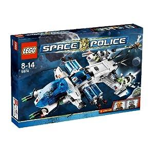 Bei amazon: Galaktisches Gefängnisraumschiff [LEGO] für 44,99 €