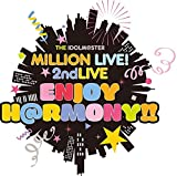 """THE IDOLM@STER MILLION LIVE! 2ndLIVE ENJOY H@RMONY!! LIVE Blu-ray""""COMPLETE THE@TER"""