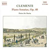 Sonata in B minor op.40, no.2 Clementi
