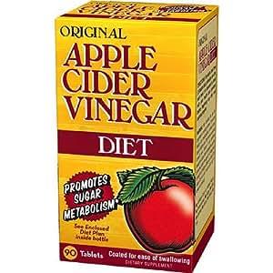 Amazon.com: Nature's Bounty Apple Cider Vinegar Diet Tabs