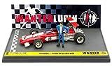 FERRARI 312B Lupin III on the grid w/Figure