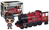 Funko POP Rides: Harry Potter - Hogwarts Express Engine with Harry Potter Action Figure