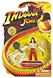 Indiana Jones Raider of the Lost Ark Marion Ravenwood Action Figure with Hidden Relic