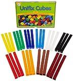 Unifix Cubes - Package of 300 - 10 Colors