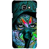 For Samsung Galaxy On7 (2016) Famous Girl ( Famous Girl, Face, Nice Face, Beautiful Face ) Printed Designer Back Case Cover By FashionCops