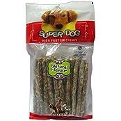 Super Dog Munchy Sticks Natural 25 Pieces (Pack Of 2)