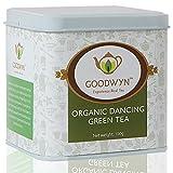 Goodwyn Organic Dancng Green Tea 100 Gm