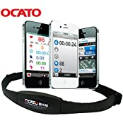 OCATO H310 Smart Heart Rate Monitor Sensor Bluetooth Technology For Running Gym Cycling Outdoors Sports