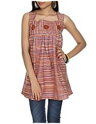 Rajrang Party Wear Kurta Womens CLothing Top Ladies CasuaL Wear Tunic Size L - B00AXXXL5U