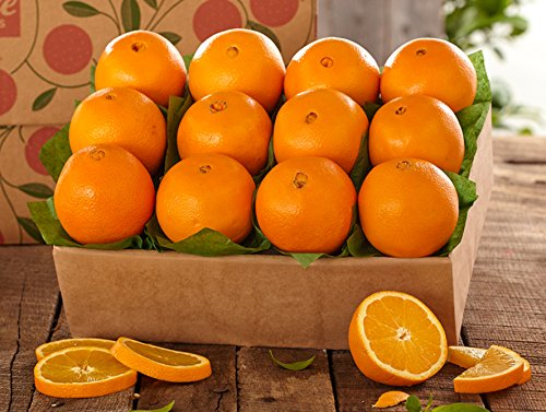 Organic Mountain Navel Oranges 1 Dozen