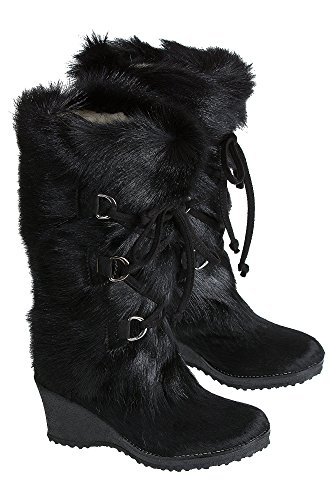 Warm Fur Winter Boots for Women