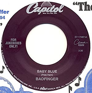 Amazon.com: Badfinger: Day After Day/Baby Blue: Music