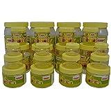 Sunpet Transperant PET Jar Set No. FR109520-28 - Set Of 28
