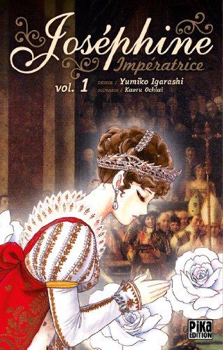 Joséphine,impératrice, le manga.